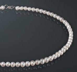 Ожерелье изо жемчуга б650-с
