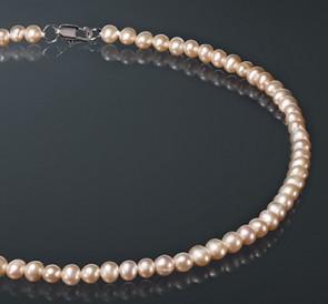 Ожерелье изо жемчуга р065-б
