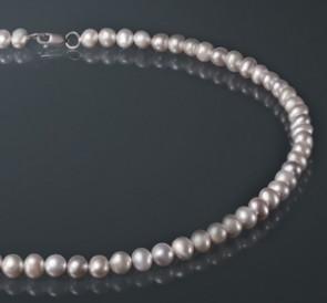 Ожерелье с жемчуга с075-с