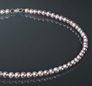 Ожерелье изо жемчуга с065-б