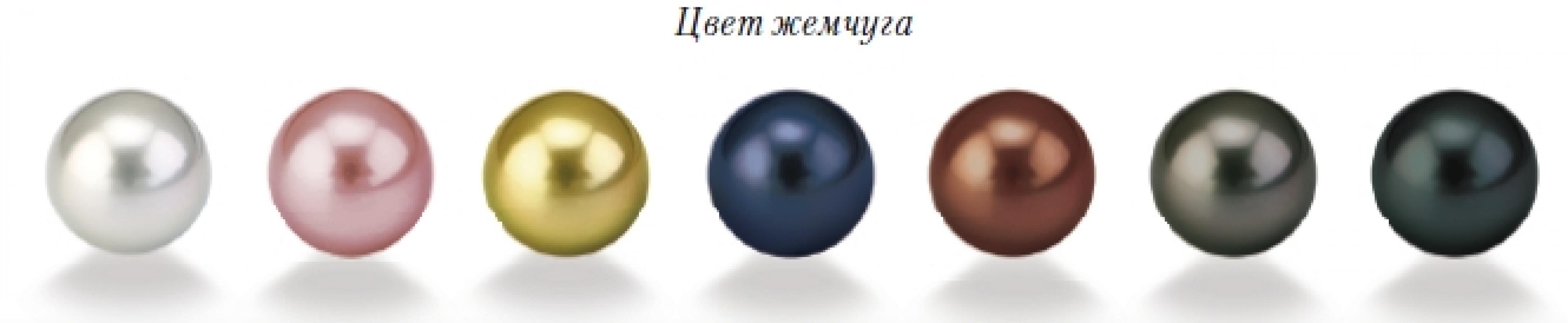 Цвет тёмный жемчуг фото